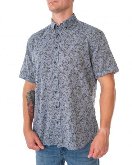 Рубашка мужская 2BSH-544-сірий/20
