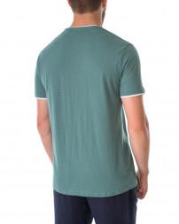 Футболка чоловіча 147895-BLUE SPRUCE-green/21 (6)