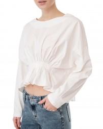 Блуза женская F6400PL306-білий/20 (3)