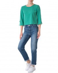 Блуза женская 16500008-green/77 (2)