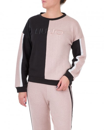 The suit is knitted female T69107-F0791-C1847 ( T69011-MA09E-04743 )/19-20