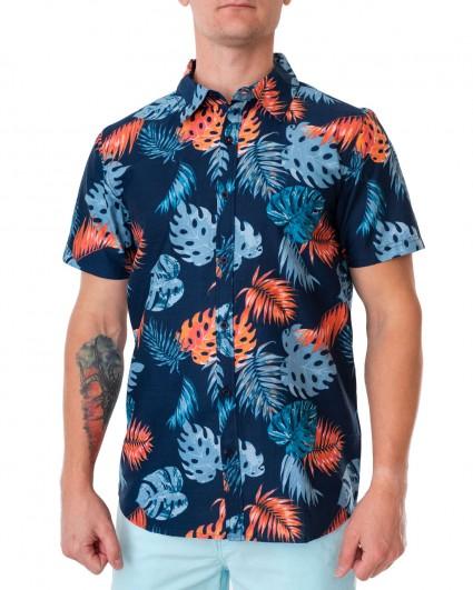 Рубашка мужская 145509 - navy /20