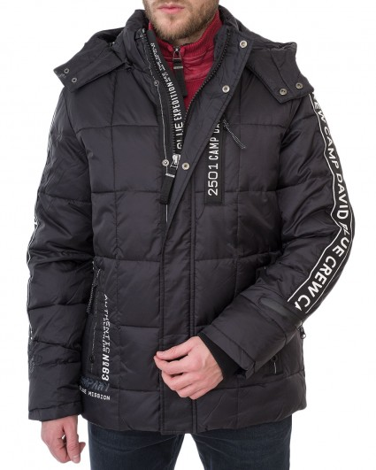 Куртка мужская 1955-2037-чорний/19-20-3