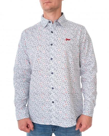 Рубашка мужская 145409 - white /20