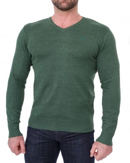 Пуловер мужской 140889/8-91-зелен.