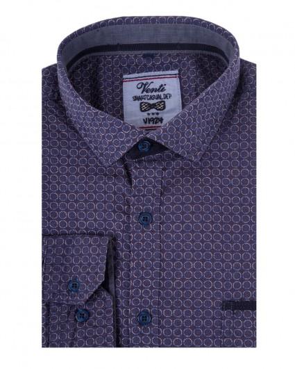 Рубашка мужская 162540200-100/6-7