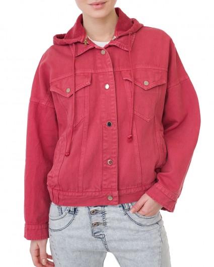 Куртка джинсовая женская MP8NR100026XX90-корал/20