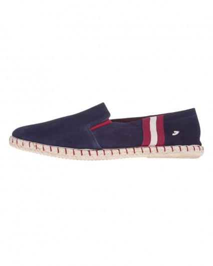Male footwear 47060-синий/9
