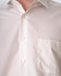 Сорочка чоловіча 109-CLASSIC-beige/21-22 (5)