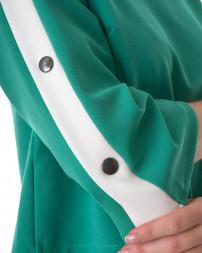 Блуза женская 16500008-green/77 (4)