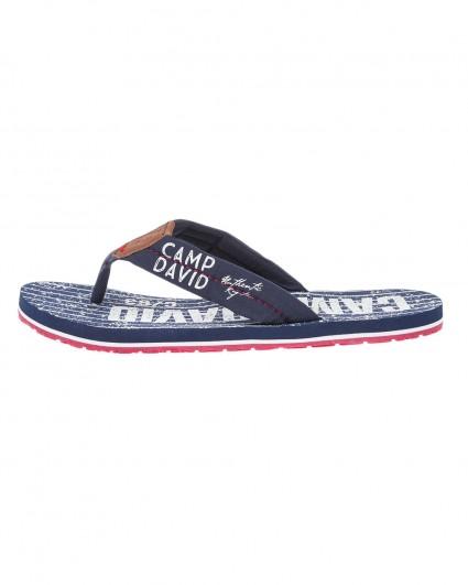 Male footwear 1900-8618-синий/92
