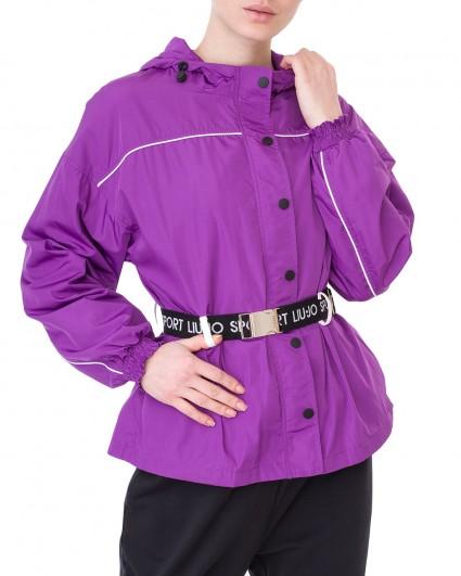 The jacket is female windbreaker TA0215-T5895-X0263/20