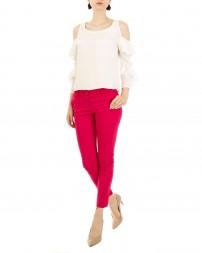Блуза женская 00004141/8-бел. (5)