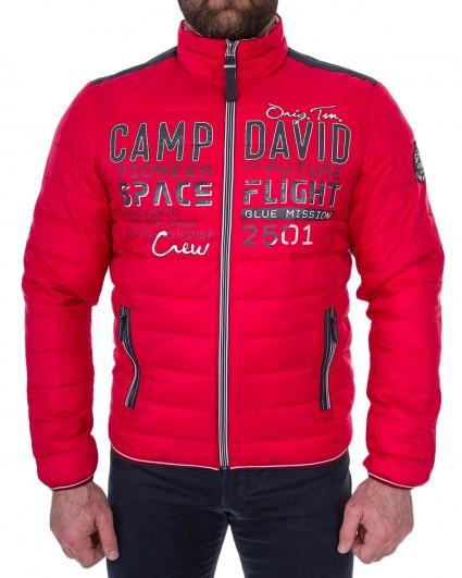 Куртка демисезонная мужская 1955-2792-червоний/19-20