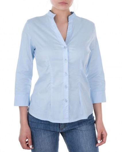 Блуза женская 1820620-голубой/8