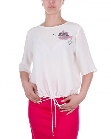 Блуза жіноча WNK38T-W8906-101/8