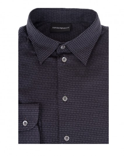 Рубашка мужская 11SMOL-114F0-041/8-91