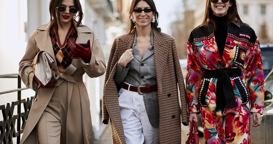 Выбираем удобное и стильное пальто