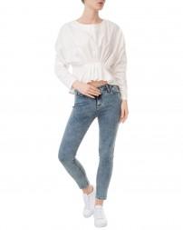 Блуза женская F6400PL306-білий/20 (2)