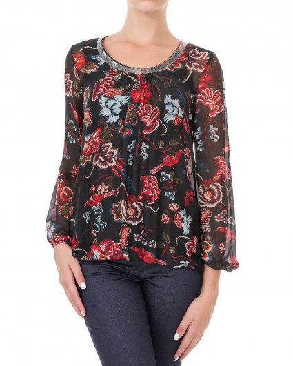 The blouse is female 92212-6413-60001/6-7