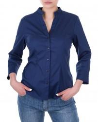 Блуза женская 1820620-синий/8 (4)