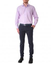 Сорочка чоловіча 133-CLASSIC-purple/21-22 (2)