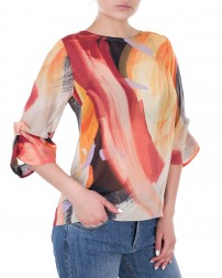 Блуза женская 00004800-желт./9 (2)