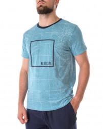 Футболка чоловіча 147292-ADRIATIC BLUE-light blue/21 (1)