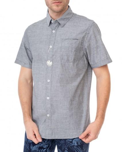 Рубашка мужская 137875-black/20