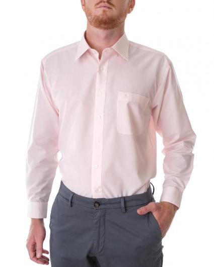 Рубашка мужская 195-165-pink/55
