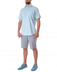 Рубашка мужская 2211-80-440-light blue/21 (2)