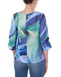 Блуза женская 00004800-зелен./9 (3)