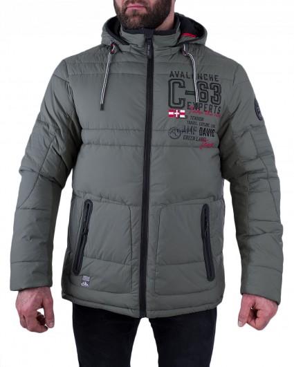 Куртка мужская CCG-1855-2843-green/8-91