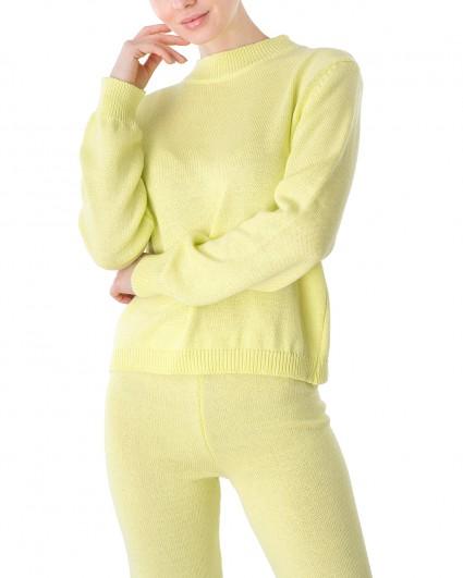 Костюм трикотажный женский S21-M119GL/21-жовтий