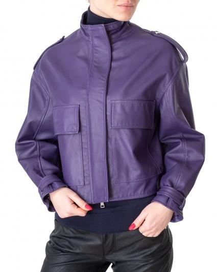 Куртка женская V3025362-фіолетовий/20-21-2