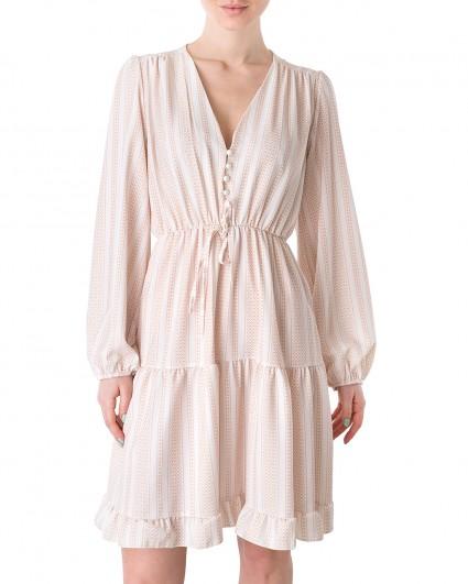 Платье женское S21-A124IN/21-бежевий