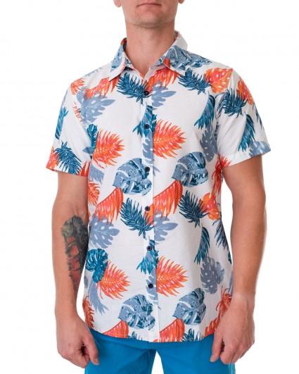 Рубашка мужская 145509 - white /20