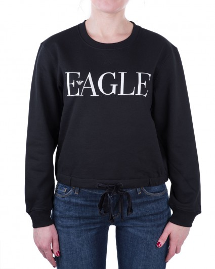 The sweatshirt is female 6Z2M70-2SQWZ-0999/8-93
