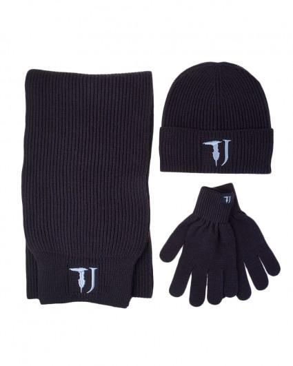 Комплект (шапка / шарф / перчатки) мужской 57Y00002-9Y099998-U290/19-20-2