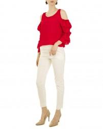 Блуза женская 00004141/8-красн. (5)