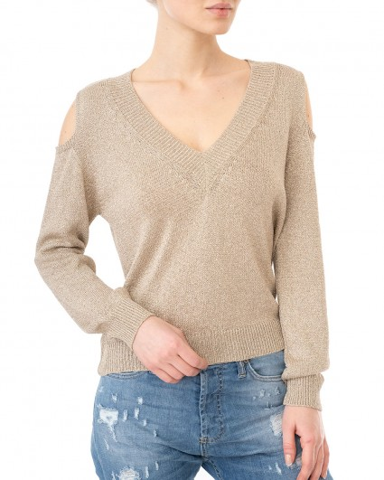 The pullover is female MP8LE130028XX90-золото/20