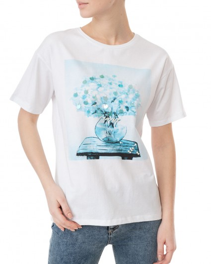 The T-shirt is female N107T.G.M/20