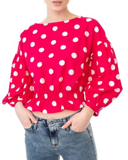 Блуза женская C975FF09-червоний/20
