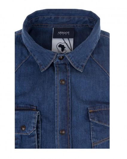 Рубашка мужская 6Y6C29-6D3AZ-0550/7-82