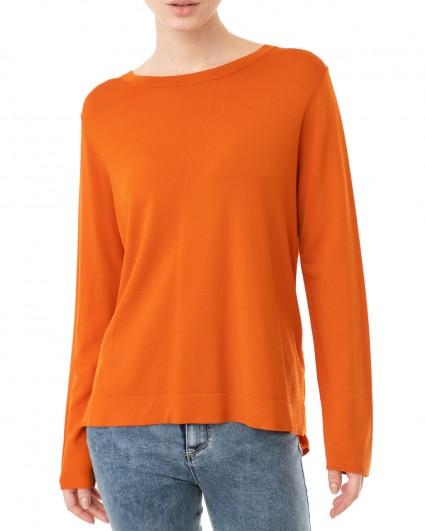 The pullover is female 2011146-коричневий/20