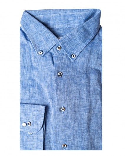Рубашка мужская 2BSH-580-блакитний/20