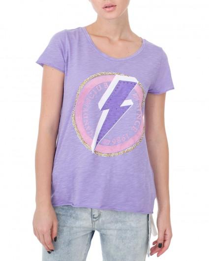 The T-shirt is female 1812-442-сирень/9