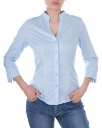 Блуза женская 1820620-голубой/8 (4)