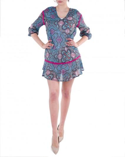 Платье женское 56D00229-1T002553-U506/9