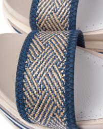 Босоножки женские 431-91484-6958-4152-blue/21-4 (2)